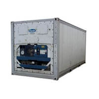 Refrigerated ISO container
