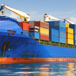 Types of sea freight transportations and their characteristics