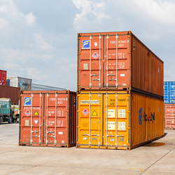 Rules of container loading