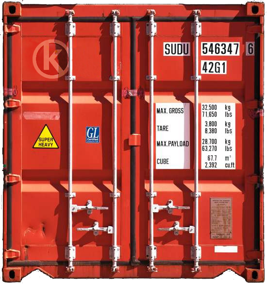 container marking