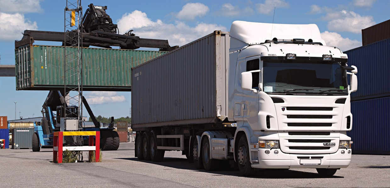 Trucking is the dominant mode of domestic freight transportation.